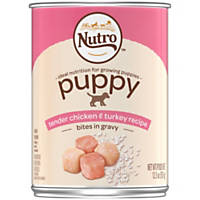 Nutro Natural Choice Chicken & Rice Large Breed Canned Puppy Food