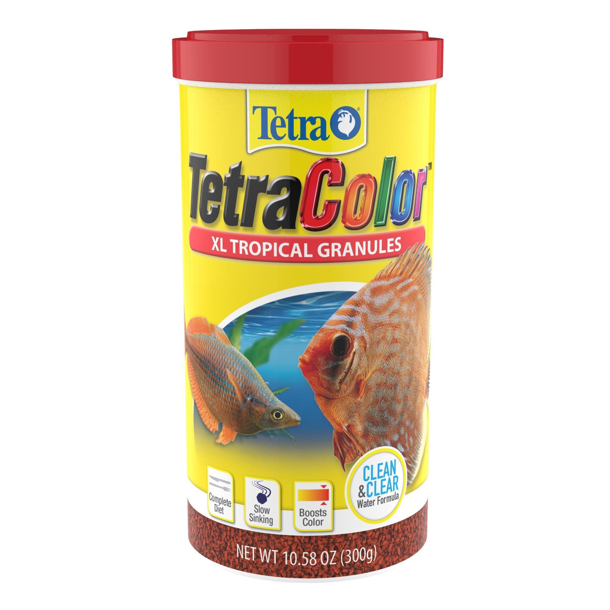 Tetra ColorBits Tropical Granules