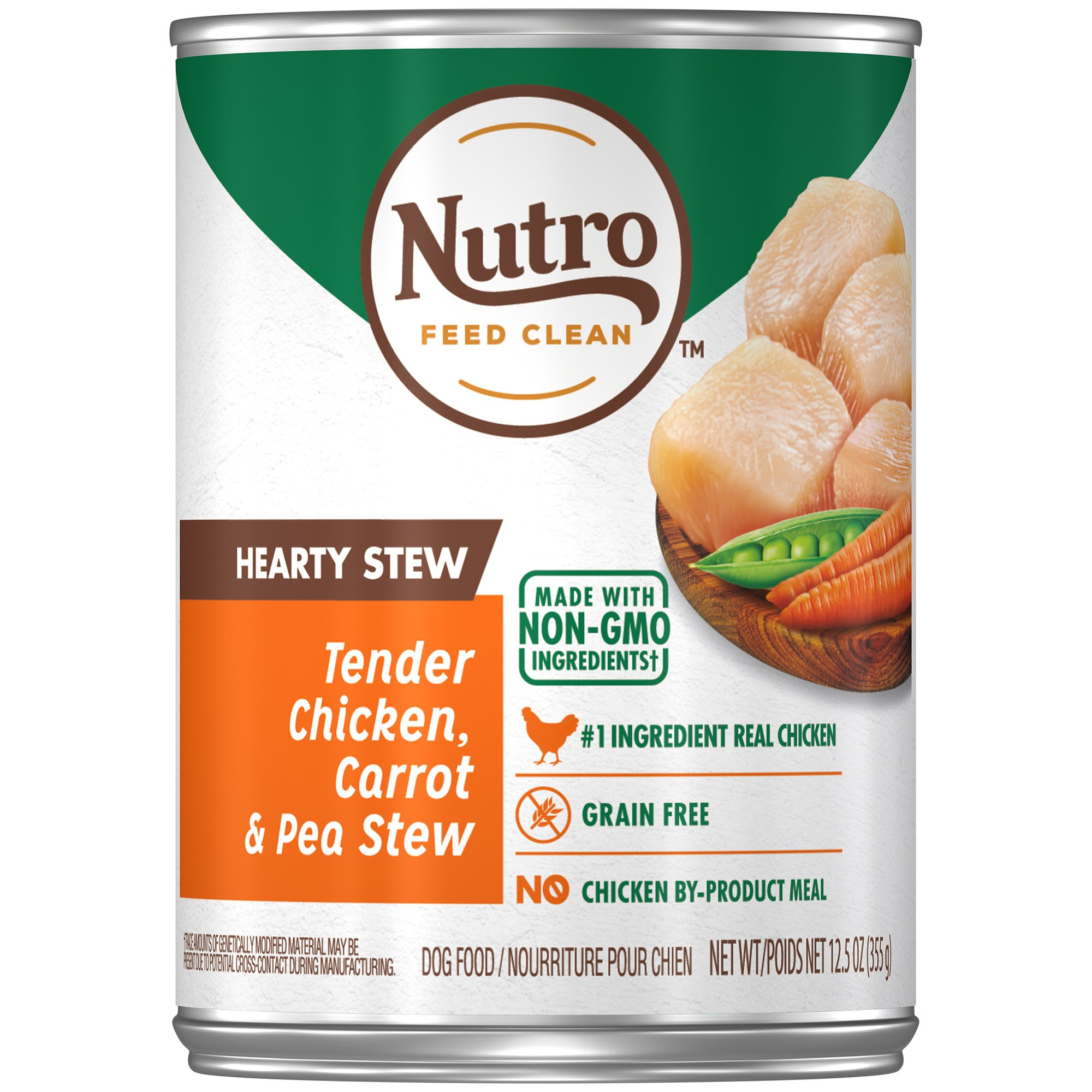 Nutro Weight Management Chicken & Rice Large Breed Adult Canned Dog Food