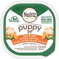 Dog Food Tray Cups Tubs Barley Rice Carrots Petco