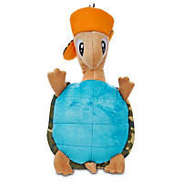 Leaps & Bounds Tough Turtle Dog Toy