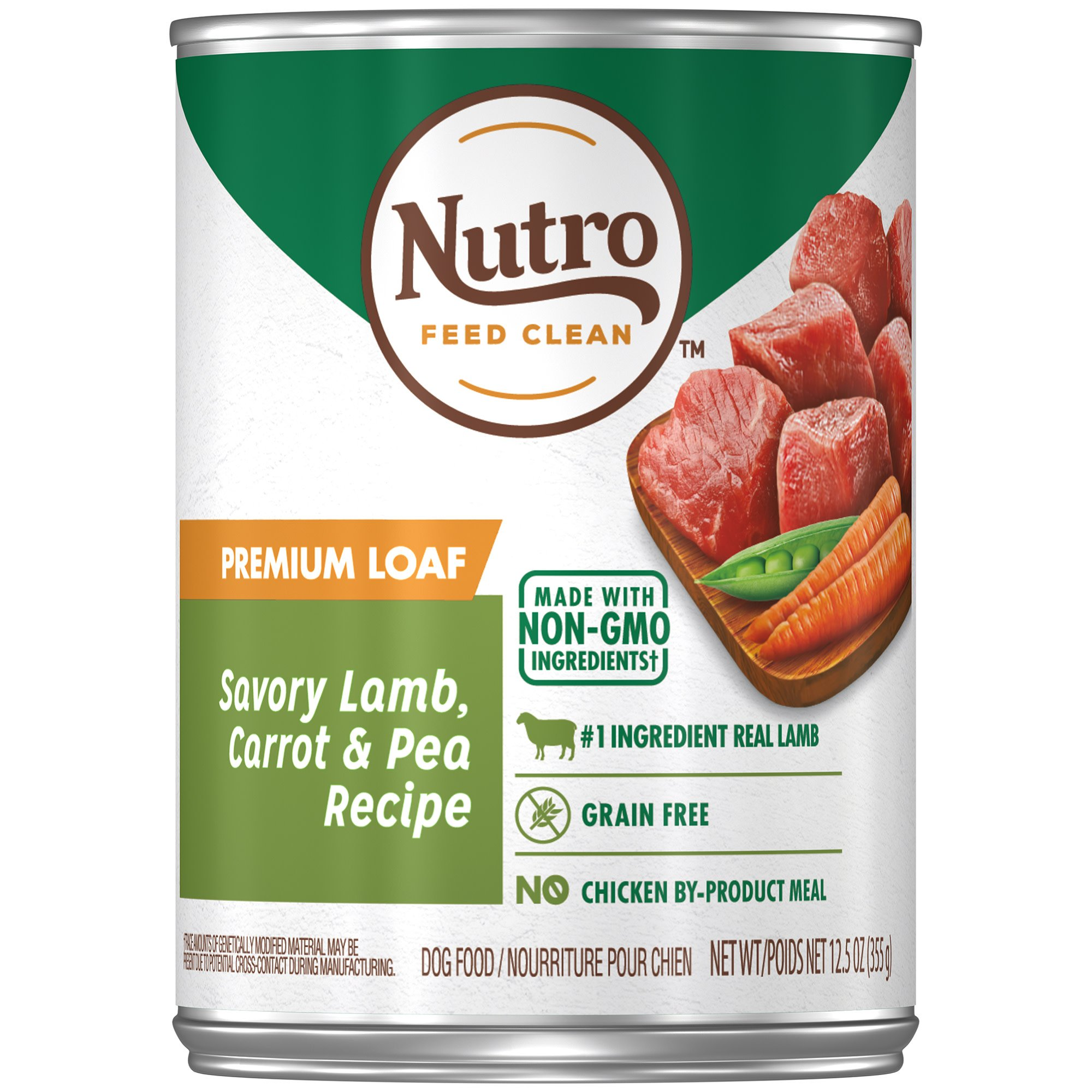 Nutro Lamb & Rice Adult Canned Dog Food