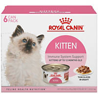 Royal Canin Feline Health Nutrition Kitten Instinctive Canned Cat Food