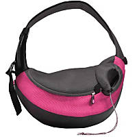 Wacky Paws Large Pet Sling Pet Carrier in Pink