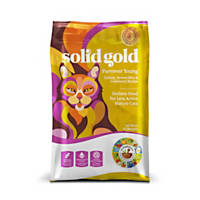 Solid Gold Furrever Young Turkey Adult Dry Cat Food