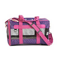 Sherpa Original Purple & Pink Dog Carrier