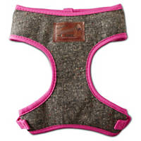 You & Me Heritage Dog Harness in Pink