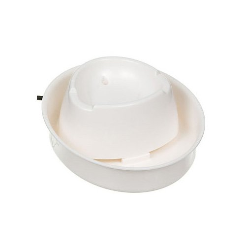 Harmony White Automatic Pet Water Fountain