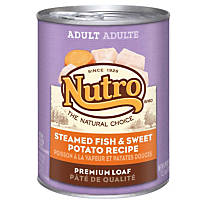 Nutro Natural Choice Fish & Sweet Potato Adult Canned Dog Food
