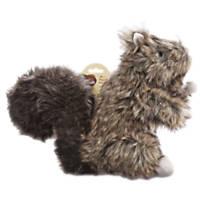 Leaps &  Bounds Medium Wildlife Squirrel Plush Toy
