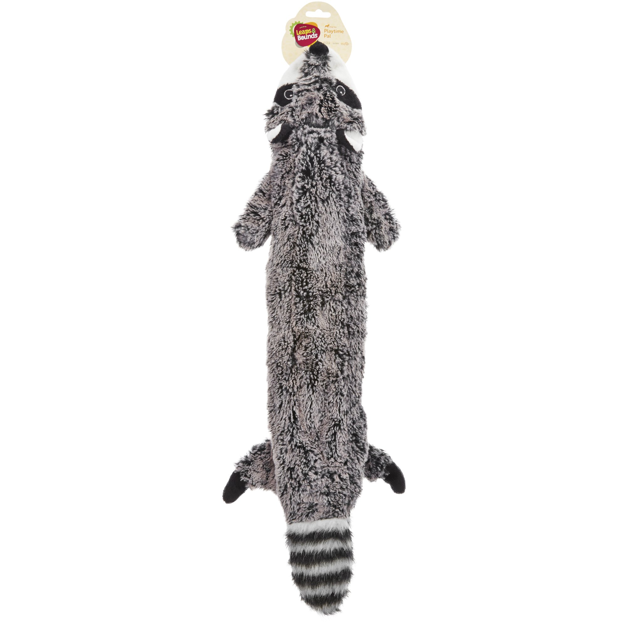 Leaps &  Bounds Large Wildlife Unstuffed Raccoon Toy