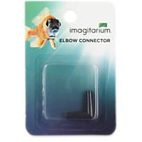 Imagitarium Elbow Connector for Airline Tubing