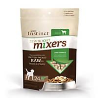 Nature's Variety Instinct Raw Boost Grain-Free Lamb Mixers
