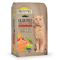 Under The Sun Grain Free Salmon Adult Cat Food