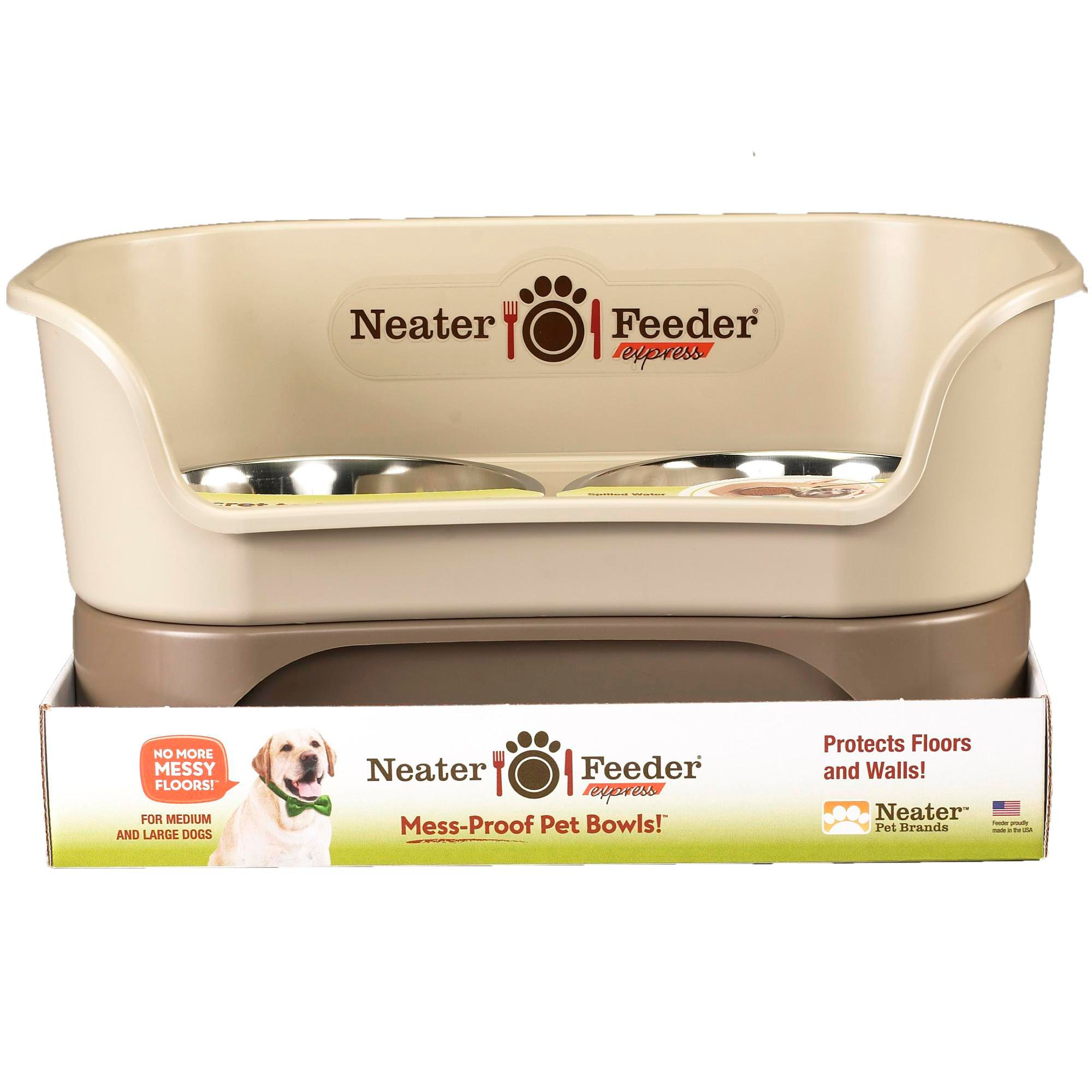 Neater Feeder Express Elevated Diner, 7 Cup
