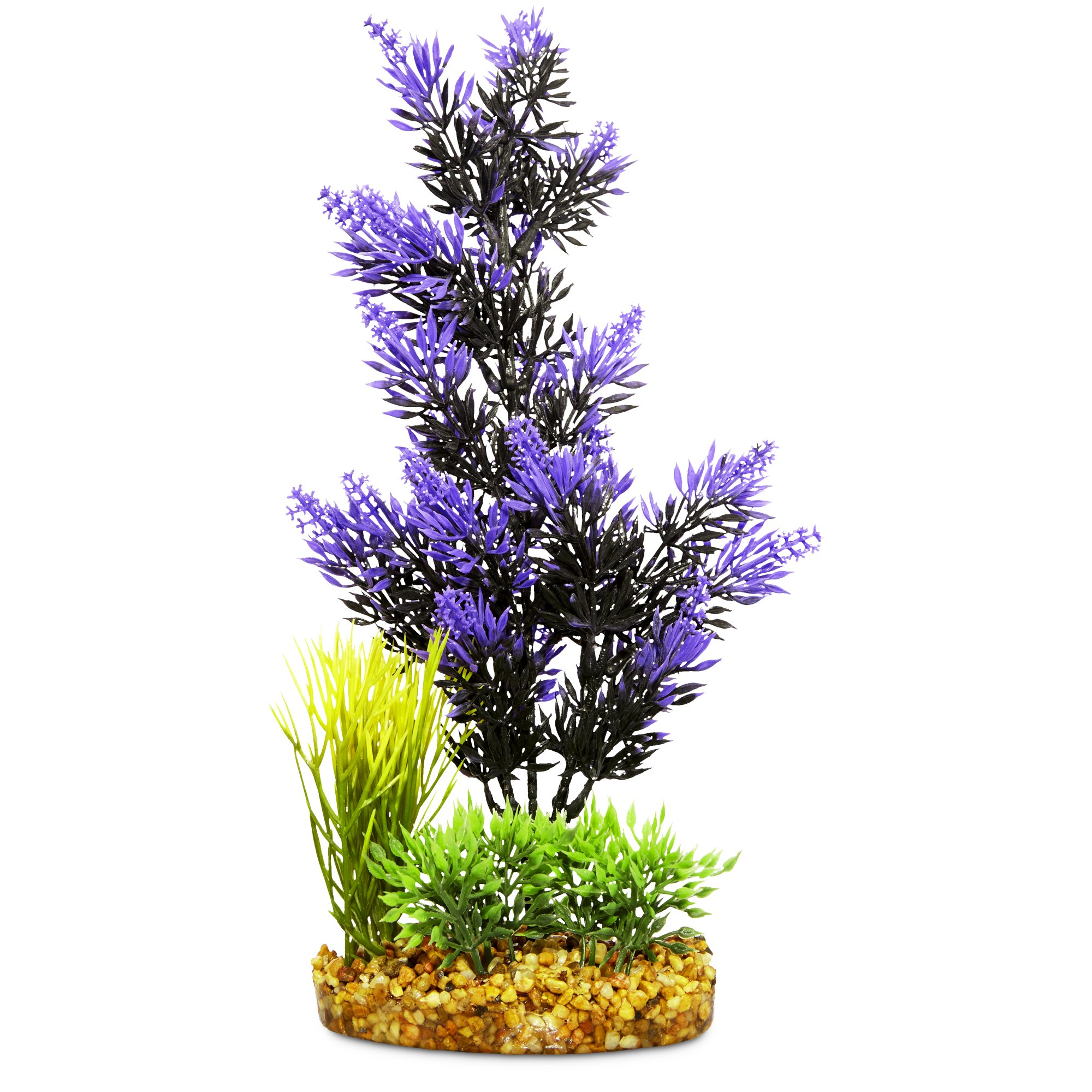 Imagitarium pacifica plant aquatic decor petco for Aquatic decoration