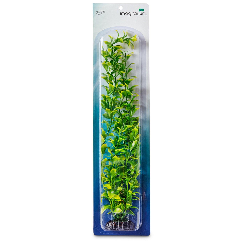 Imagitarium X-Large Background Plastic Aquarium Plant