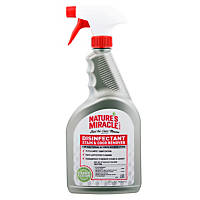 Nature's Miracle Cat Messes Disinfectant Stain & Odor Remover Spray