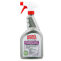 Nature's Miracle Cat Messes Disinfectant & Odor Eliminator Spray