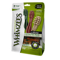 Whimzees XX-Small Toothbrush Dog treats