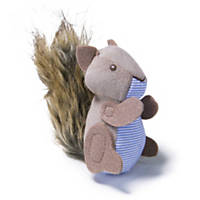 Petlinks System Plush Player Squirrel Refillable Catnip Cat Toy