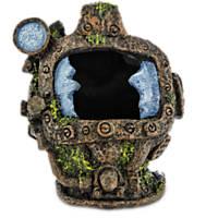 Imagitarium Resin Detailed Diver Helmet Aquatic Decor