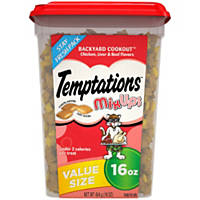 Whiskas Temptations Mix Ups Backyard Cookout Cat Treats