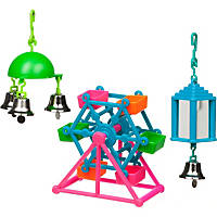 You & Me Ferris Wheel Bird Toy Value Pack