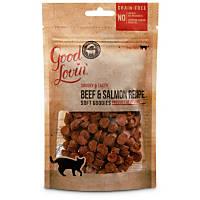 Good Lovin' Beef & Salmon Cat Treats