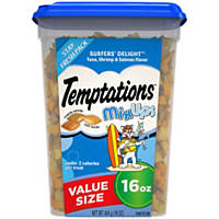 Whiskas Temptations Mix Ups Surfers Delight Cat Treats