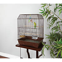 You & Me Parakeet Mansard Roof Habitat