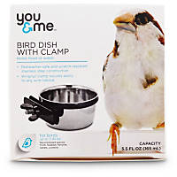 You & Me Stainless Steel Coop Cup with Clamp, Small