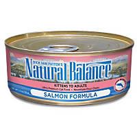 Natural Balance Ultra Premium Salmon Canned Cat Food