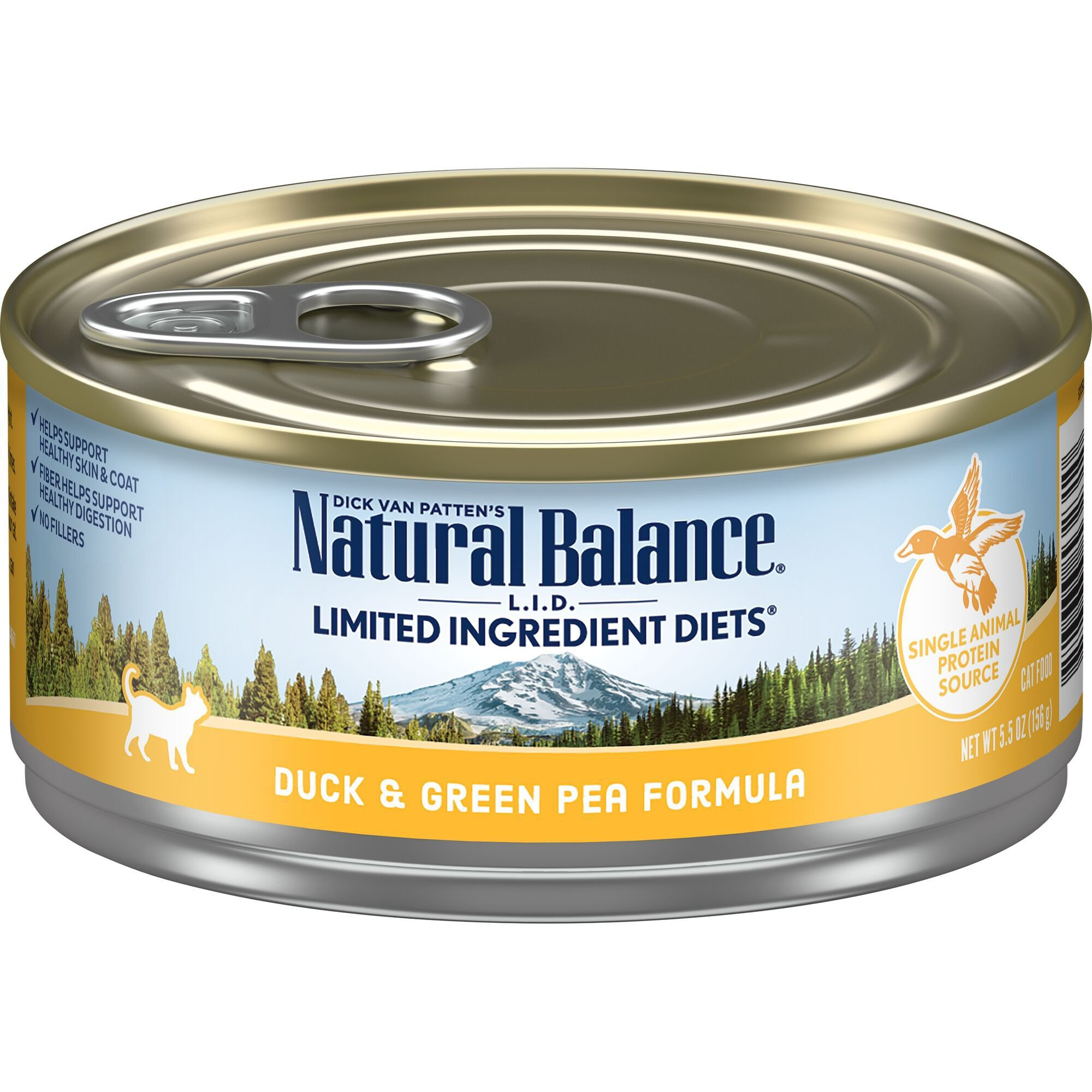 Natural Balance L.I.D. Limited Ingredient Diets Canned Cat & Kitten Food
