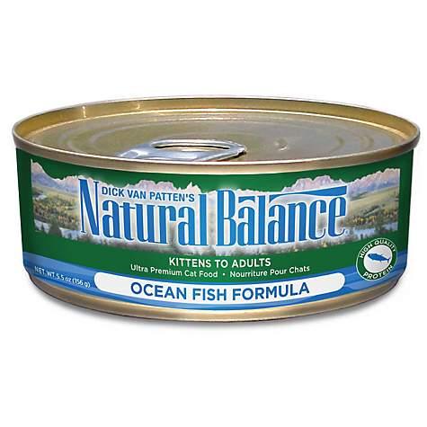 Natural Balance Rabbit Cat Food
