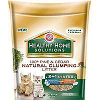 Arm & Hammer Healthy Home Solutions Pine & Cedar Cat Litter