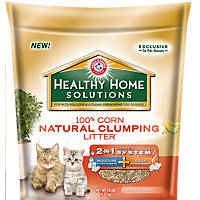 Arm & Hammer Healthy Home Solutions Corn Cat Litter