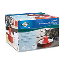 PetSafe Drinkwell Red Porcelain Avalon Fountain
