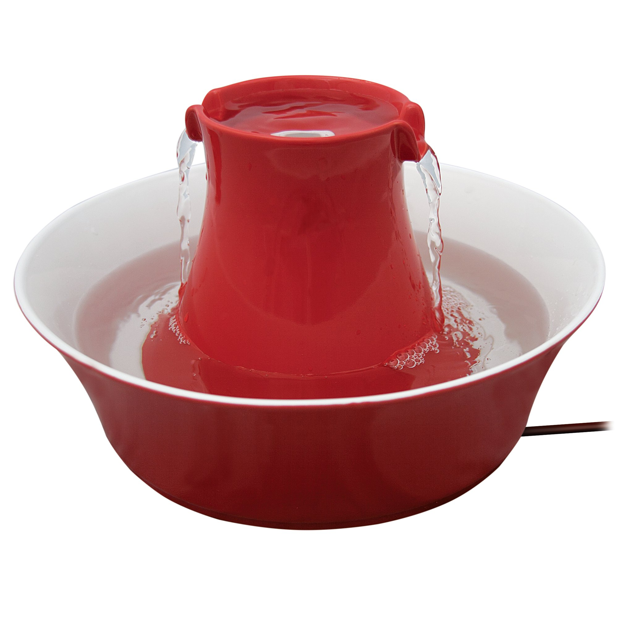 PetSafe Drinkwell Red Avalon Fountain