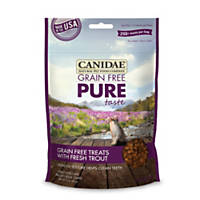 Canidae Grain Free Pure Taste with Fresh Trout Cat Treats