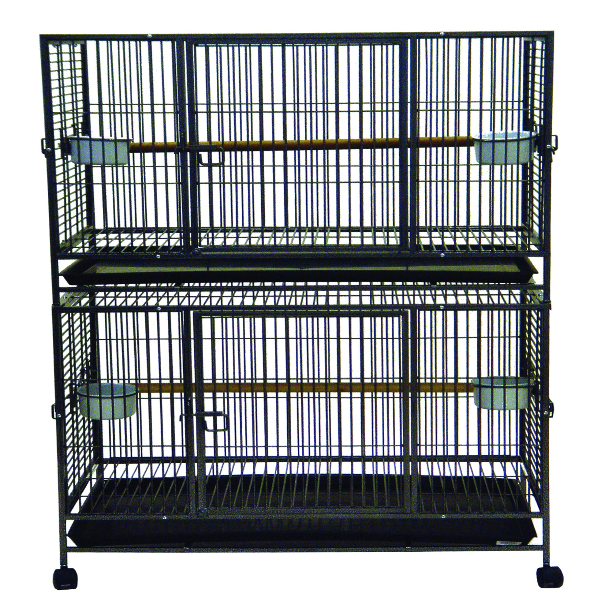 YML Wrought Iron Antique Bird Cage