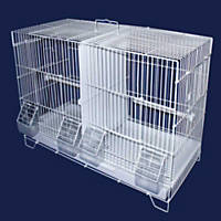 YML Large White Breeding Bird Cage