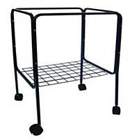 YML Black Bird Cage Stand