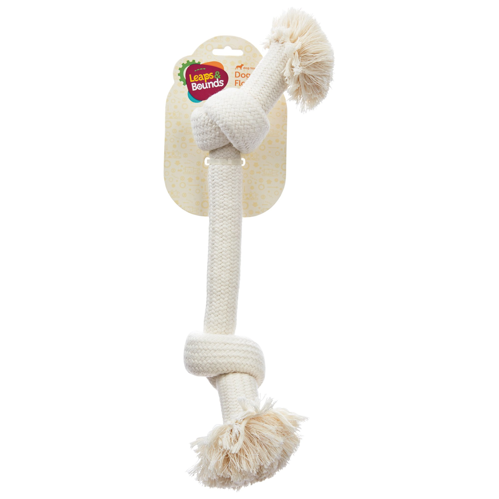 Leaps & Bounds Braided Rope Dog Toy