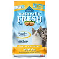 Blue Naturally Fresh Ultra Odor Control Multi-Cat Litter