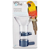 You & Me Wide Mouth Bird Feeder