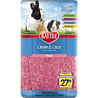 Kaytee Clean & Cozy Pink Small Animal Bedding