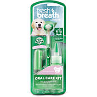 TropiClean Fresh Breath Oral Care Puppy Kit