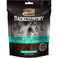 Merrick Backcountry Grain Free Turkey & Sweet Potato Patties Dog Treats