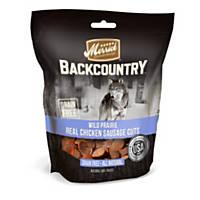 Merrick Backcountry Grain Free Chicken Sausage Cuts Dog Treats